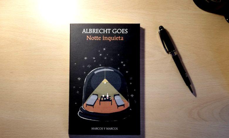 albrecth goes notte inquieta