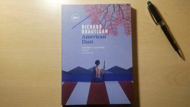 richard brautigan american dust
