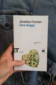 zona disagio jonathan franzen