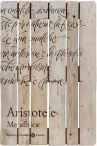 aristotele metafisica