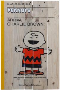 peanuts arriva charlie brown