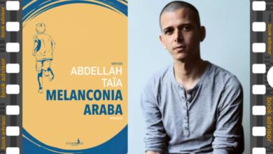 Abdellah taia melanconia araba