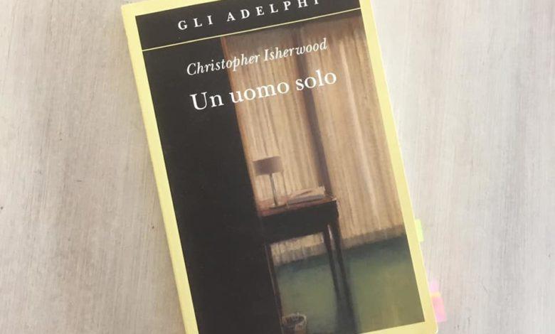 Un uomo solo, Christopher Isherwood