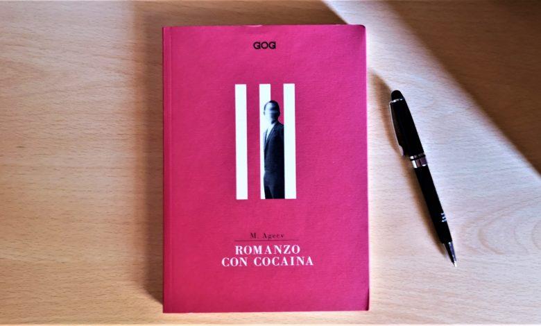 romanzo con cocaina m ageev gog edizioni
