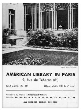 American Library, Parigi